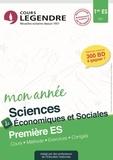 Soucaille - Sciences économiques et sociales 1re ES - Cours, méthode, exercices, corrigés.