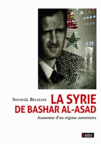 Galabria.be La Syrie de Bashar Al-Asad - Anatomie d'un régime autoritaire Image