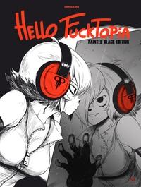 Souillon - Hello Fucktopia - Painted Black Edition.
