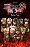 Souki Tsukishima - Final Fantasy Type 0 - The Last Truth.