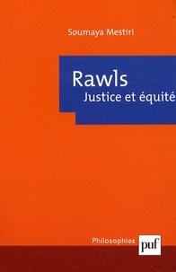 Soumaya Mestiri - Rawls - Justice et équité.