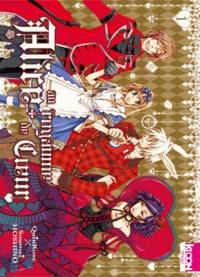 Soumei Hoshino et  QuinRose - Alice au royaume de Coeur Tome 1 : .