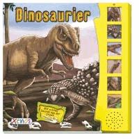 Soundbuch: Dinosaurier - Mit echten Sounds aus der Urzeit.