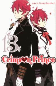 Souta Kuwahara - Crimson Prince Tome 13 : .