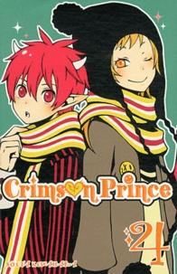 Souta Kuwahara - Crimson Prince Tome 4 : .