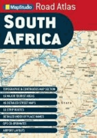 South Africa Road Atlas  1 : 1 250 000.
