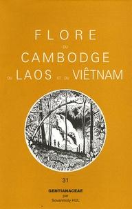 Histoiresdenlire.be Flore du Cambodge, du Laos et du Vietnâm - Tome 31, Gentianaceae Image