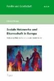 Soziale Netzwerke und Elternschaft in Europa - Analysen auf Basis des Generations and Gender Survey.