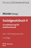 Sozialgesetzbuch II - Grundsicherung für Arbeitsuchende.