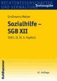 Sozialhilfe - SGB XII - SGB I, II, IX, X, AsylbLG.