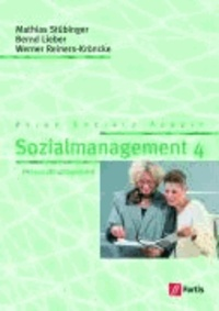 Sozialmanagement 4 - Personalmanagement Lehr-/Fachbuch.