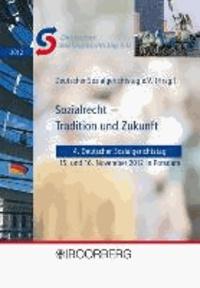 Sozialrecht - Tradition und Zukunft.