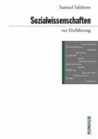 Sozialwissenschaften zur Einführung.