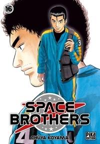 Chûya Koyama - Space Brothers T16.