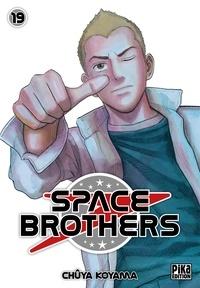 Chûya Koyama - Space Brothers T19.