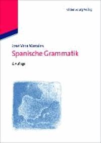 Spanische Grammatik.