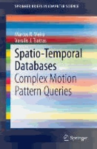 Spatio-Temporal Databases - Complex Motion Pattern Queries.