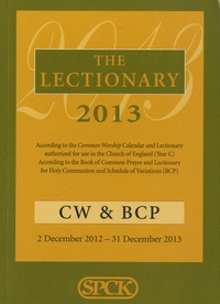 SPCK - The Lectionary 2013.