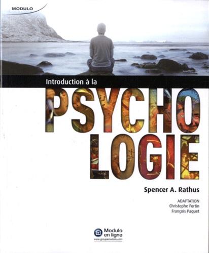 Spencer A. Rathus - Introduction à la psychologie.