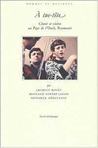 A tue-tête. Chant et violon au Pays de lOach, Roumanie, Avec CD Audio.pdf