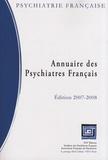 SPF - Annuaire des Psychiatres Français 2007-2008. 1 Cédérom