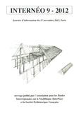 Internéo - Internéo N° 9 - 2012 : Journée d'information du 17 novembre 2012, Paris.