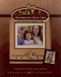 Rhonealpesinfo.fr Coffret souvenirs d'une grand-mère - Album souvenir et journal Image