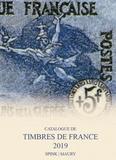Spink - Catalogue des timbres de France - 2 volumes.