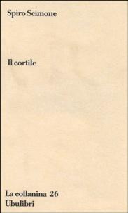 Spiro Scimone - Il Cortile.