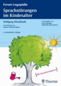 Sprachstörungen im Kindesalter - Materialien zur Früherkennung und Beratung.