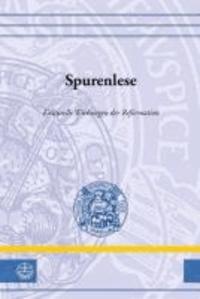 Spurenlese ((2)).