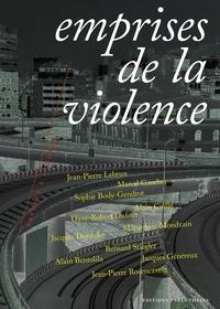 Spyros Théodorou - Emprises de la violence.