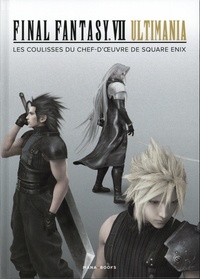 Square Enix - Final fantasy VII Ultimania - Les coulisses du chef-d'oeuvre de Square Enix.
