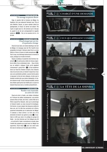 Final fantasy VII Ultimania. Les coulisses du chef-d'oeuvre de Square Enix