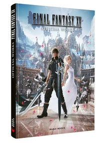 Square Enix - Final Fantasy XV - Official Works.