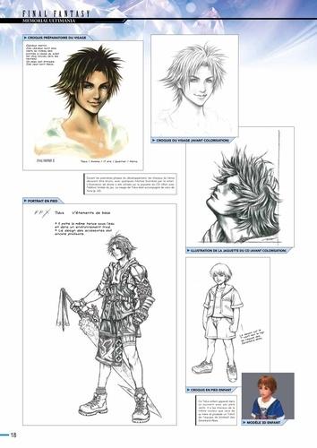 Final Fantasy. Encyclopédie officielle Memorial Ultimania Episodes X, XI, XII, XIII, XIV