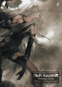 Square Enix - NieR: Automata Strategy Guide (Descente #243 - Compendium de connaissances) - Documents de conception & archives mémorielles.