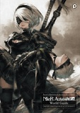 Square Enix - NieR: Automata World Guide (Rapport d'investigation de la cité en ruines) - Recueil d'illustrations & documents de conception.