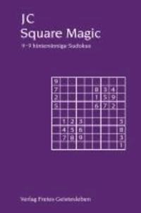 Square Magic - 9 x 9 hintersinnige Sudokus.