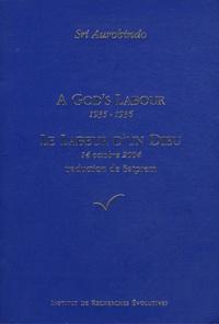 Sri Aurobindo - A God's Labour (1935-1936) - Le labeur d'un dieu (14 octobre 2004).