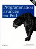 Sriram Srinivasan - Programmation avancée en Perl.