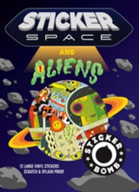 Ucareoutplacement.be Sticker space & aliens Image