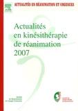 SRLF - Actualités en kinésithérapie de réanimation - XXe Congrès de la Société de kinésithérapie de réanimation, Formation supérieure.
