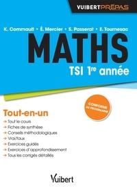 STÉPHANE PASSERAT et Eric Mercier - Maths TSI 1e année.