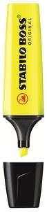 STABILO - Surligneur jaune Boss Original