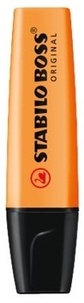 STABILO - Surligneur orange Boss Original