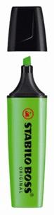 STABILO - Surligneur vert Boss Original