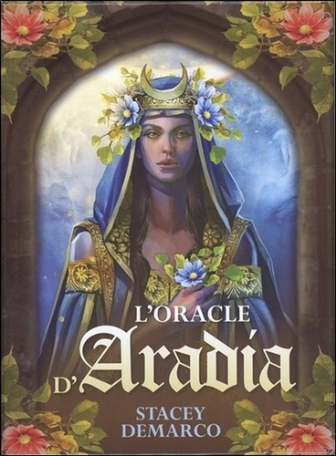 Stacey Demarco - L'oracle d'Aradia - 34 cartes & un livre explicatif.