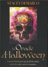 Stacey Demarco - L'oracle d'Halloween - Cartes oracle pour qu'au fil des nuits, se lève le voile entre les mondes... Avec 36 cartes.