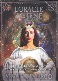 Stacey Demarco - L'oracle de la Lune - Une guidance sacrée à travers les cycles lunaires et l'énergie des saisons.